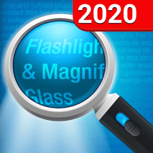 Magnifying Glass + Flashlight get the latest version apk review